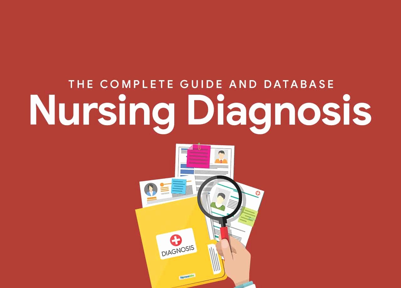 Nursing Diagnoses In Psychiatric Nursing Best Of Nursing Diagnosis Plete Guide and List for 2019