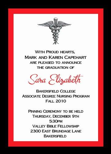 28 images of nursing graduation invitations template 6944