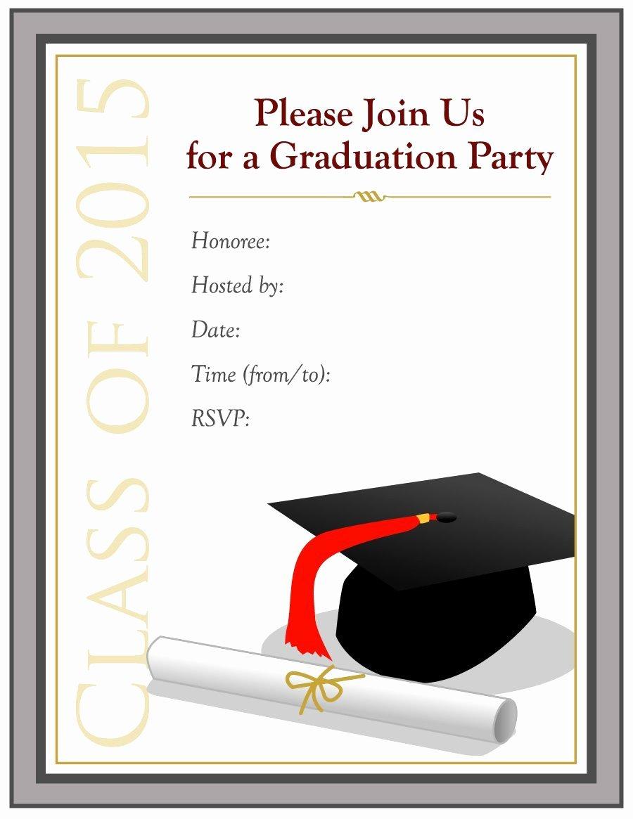 Nursing Graduation Invitation Templates Free Best Of Free Printable Nursing Graduation Party Invitation