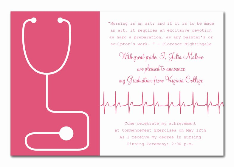 Nursing Graduation Invitation Templates Free New Invitation Consultants Sample Wording Corporate Holiday