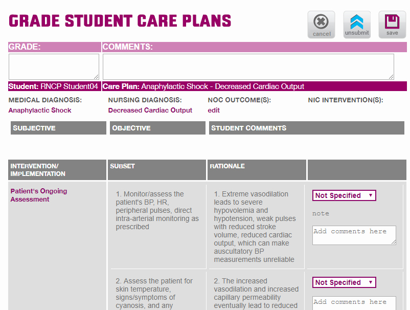 Nursing Home Care Plan Template Awesome Nursing Care Plans
