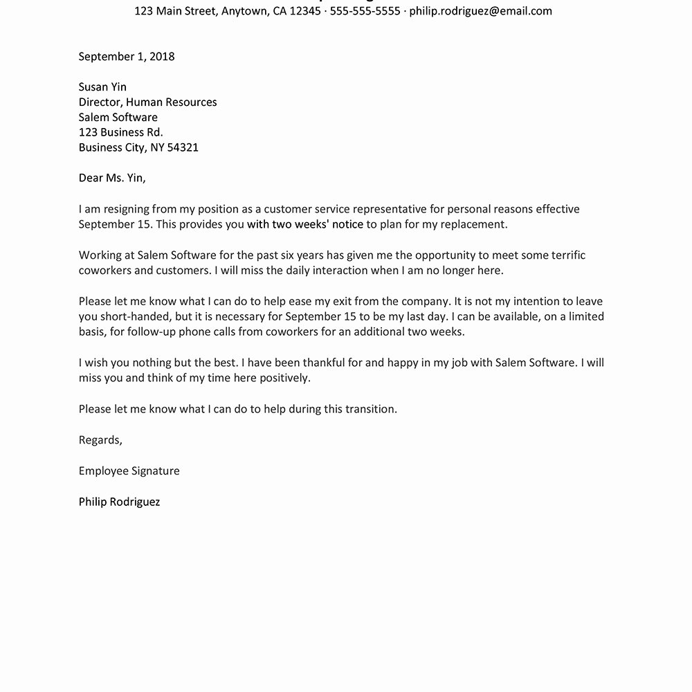 Nursing Resignation Letter Template Beautiful Nursing Resignation Letter Template Collection