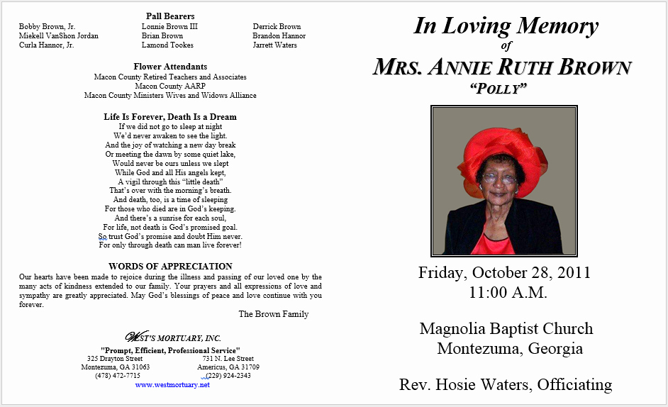Obituary Template for Microsoft Word Best Of 21 Free Obituary Templates Samples and Guides
