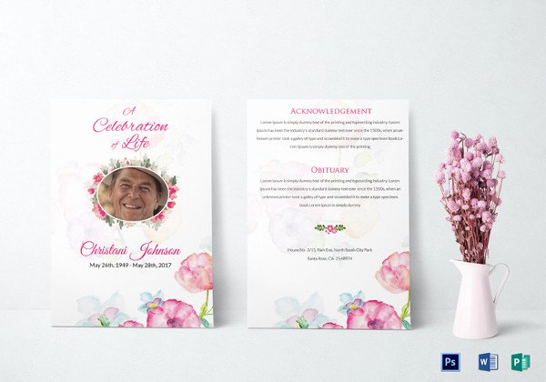 Obituary Template Google Docs Inspirational 15 Obituary Templates for Father Free Word Excel Pdf