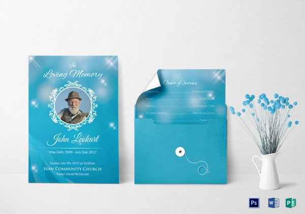 Obituary Template Google Docs New 51 Obituary Templates Doc Pdf Psd