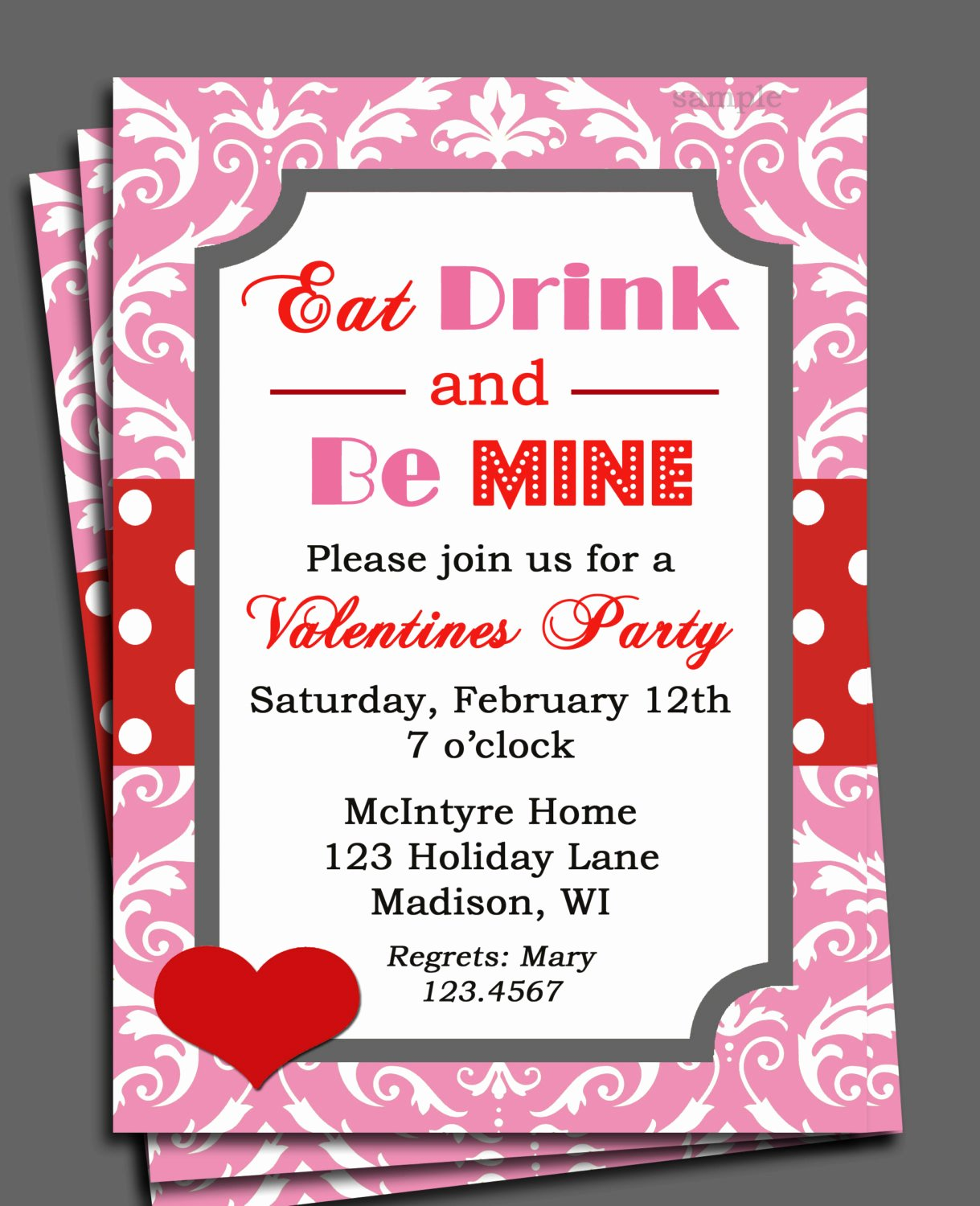 Office Potluck Invitation Wording Samples Elegant 28 Valentine's Fice Potluck Invitation