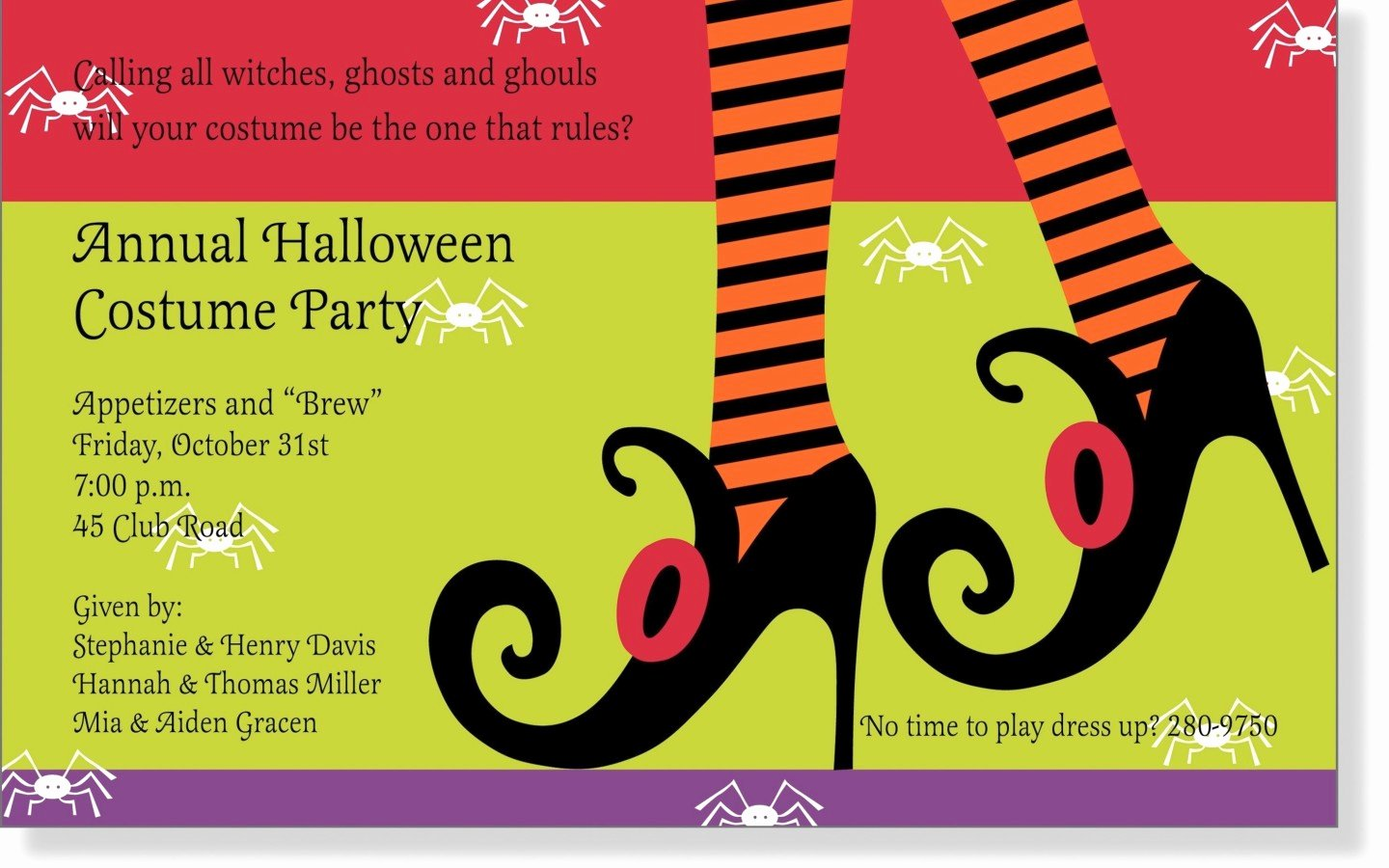 Office Potluck Invitation Wording Samples Elegant Halloween Fice Potluck Invitation Wording – Festival