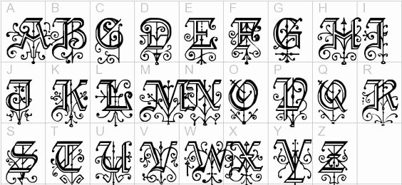 Old English Fonts for android New Fonts Calligraphy and Google On Pinterest