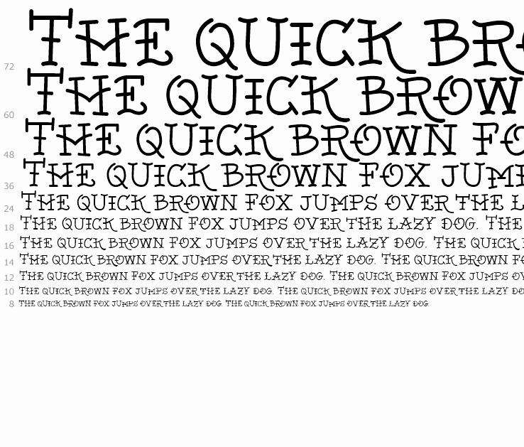Old School Tattoo Font Inspirational Old School Tattoo Regular Fonts