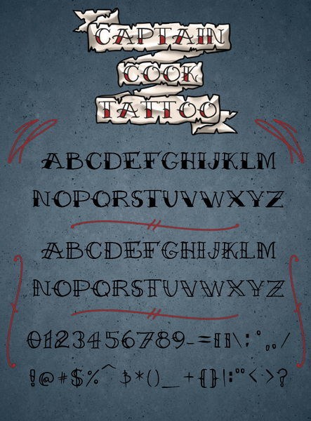 Old School Tattoo Font Luxury top 30 Best Old School Tattoo Fonts – Out Step Font Pany