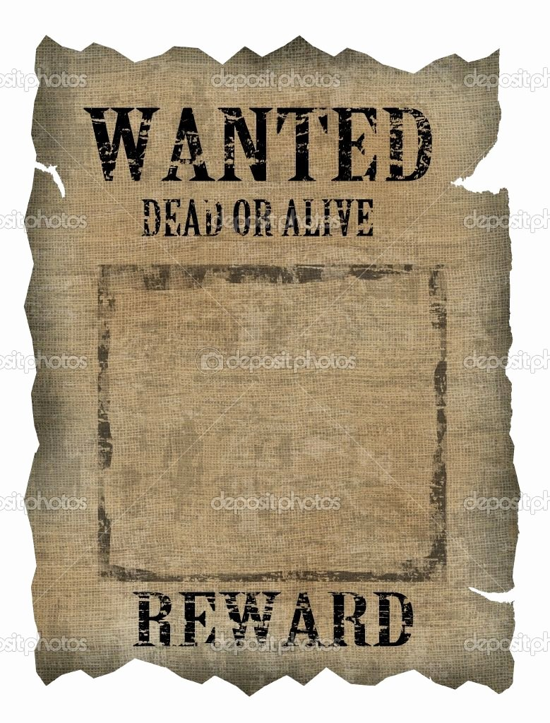 Old West Wanted Sign Elegant Free Old Western Wanted Posters