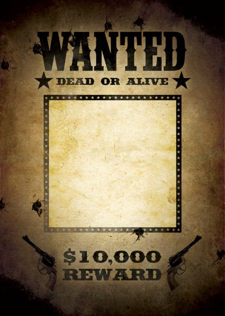 Old West Wanted Sign Fresh 29 Free Wanted Poster Templates Fbi and Old West