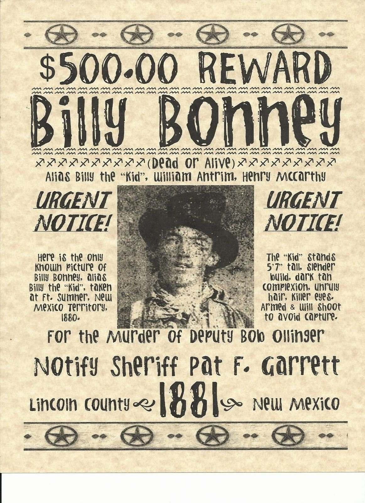 Old Western Wanted Poster Inspirational Old West Wanted Posters