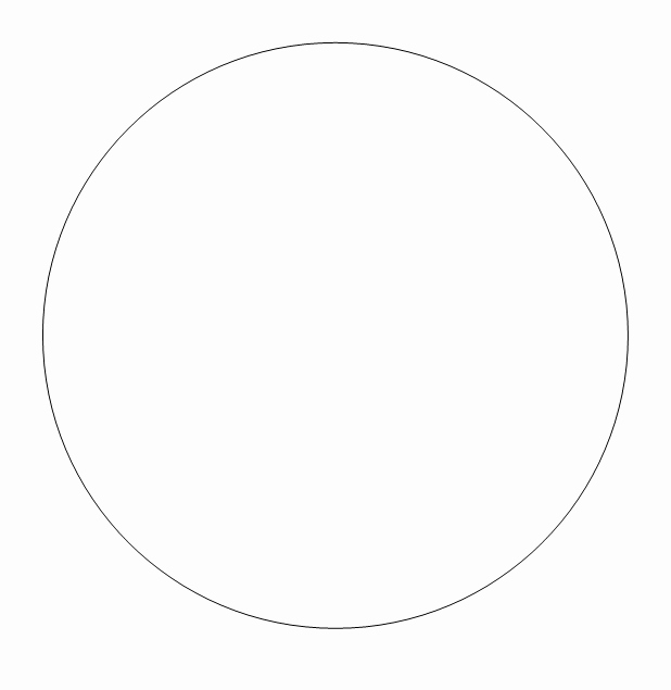 One Inch Circle Template Unique Free Printable Circle Templates and Small Stencils