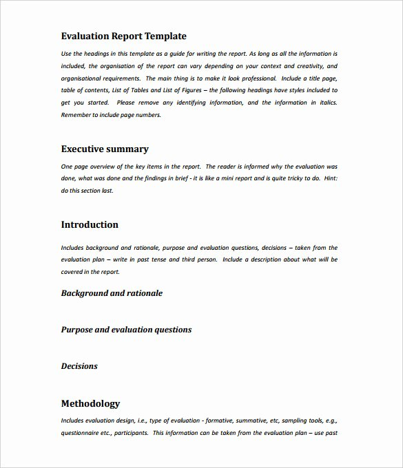 One Page Executive Summary Best Of 31 Executive Summary Templates Free Sample Example