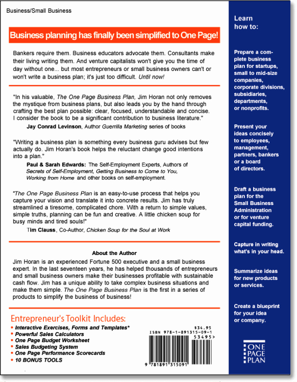 One Page Executive Summary Sample Beautiful the E Page Business Plan