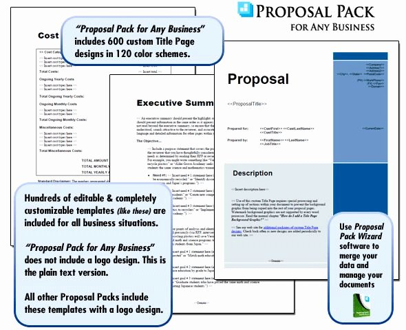 One Page Project Proposal Template Beautiful 34 Best Images About Proposal Templates Client Centered