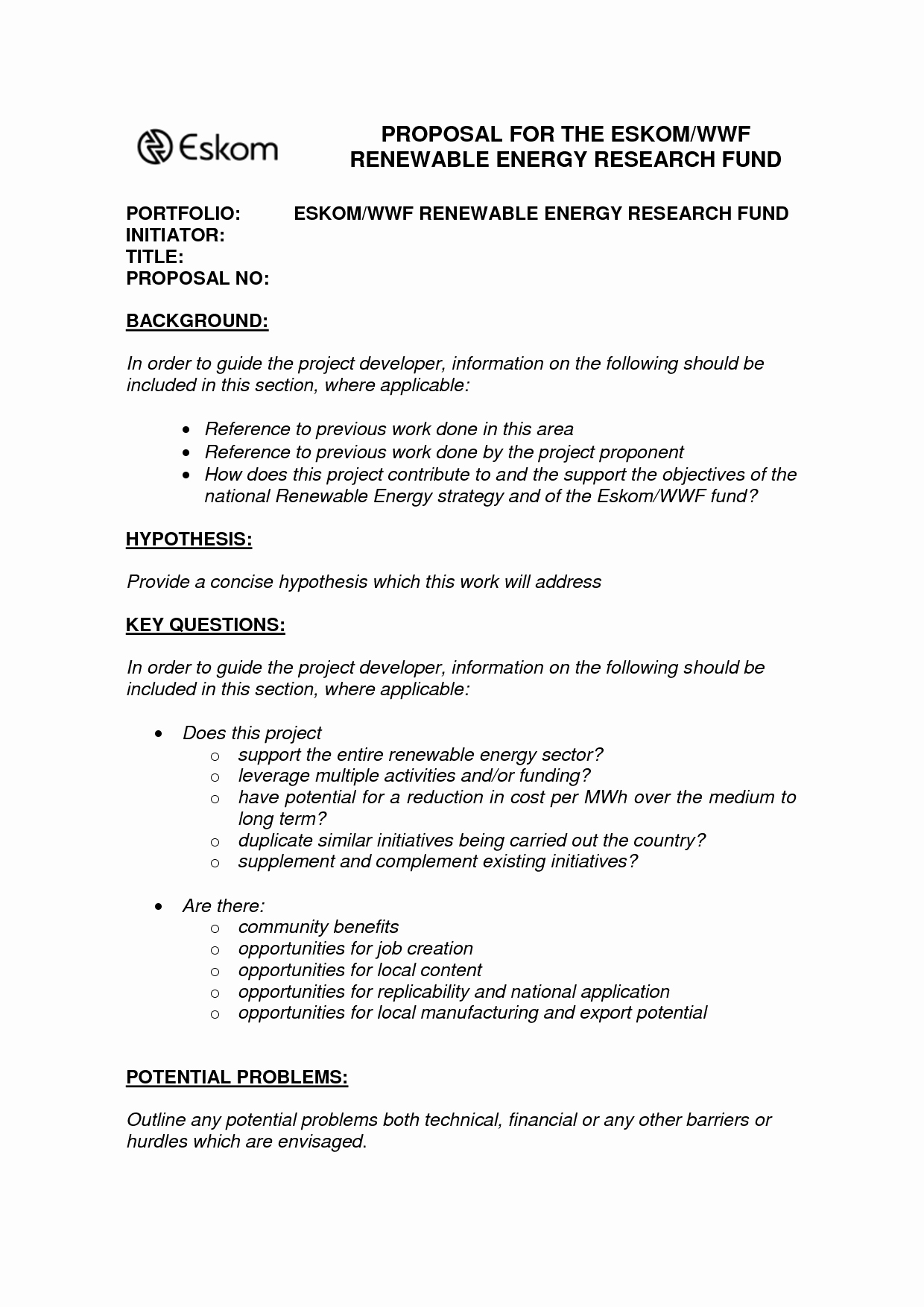 One Page Project Proposal Template Fresh Best S Of Example A 1 Page Proposal E Page