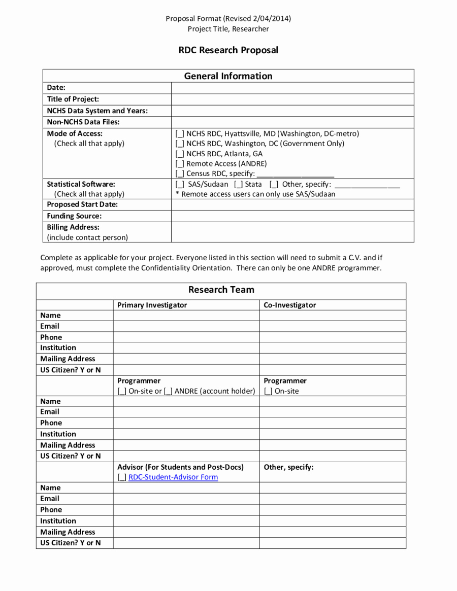 One Page Project Proposal Template Unique E Page Project Proposal Template Edit Fill Sign