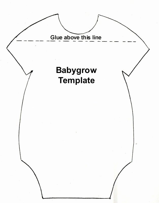 Onesie Paper Cut Out New Cut Out Cards Template Google Search Printouts