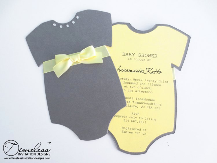 Onesie Template for Baby Shower Elegant Baby Esie Invitation Templates