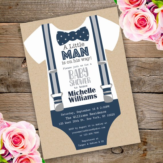 Onesie Template for Baby Shower Elegant Esie Shower Invitation Templateparty Printables