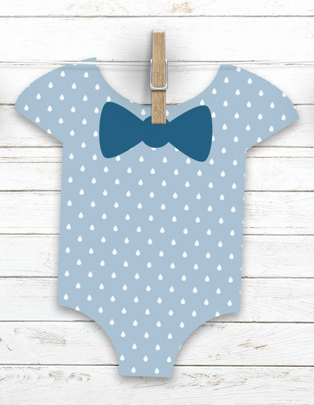Onesie Template for Baby Shower Lovely Free Printable Baby Shower Patterns