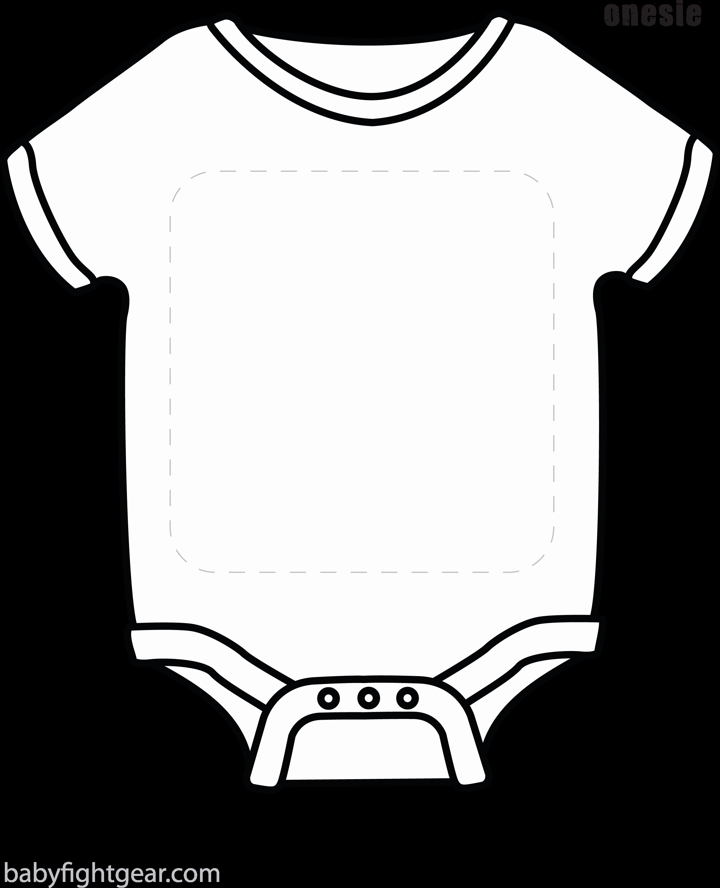 Onesies Template Printable Free Lovely Create the First Design for Chael sonnen S Signature Line