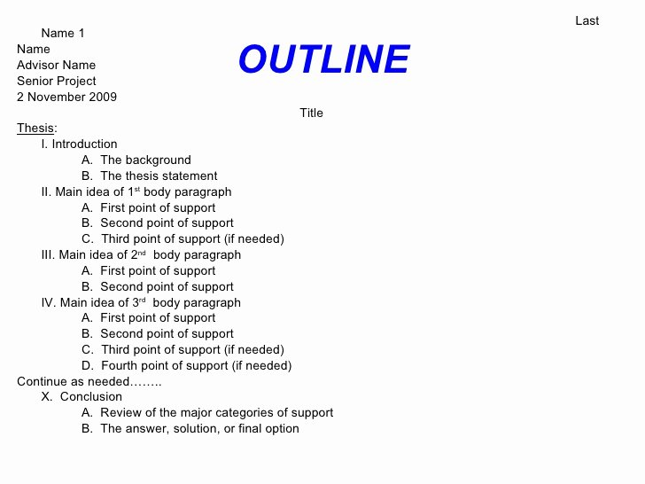 Outline format for Essay Beautiful Research Paper Outline 24x7 Support Professional Speech
