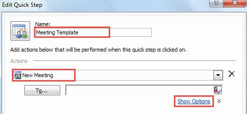 Outlook Meeting Invite Template Elegant 2 Ways to Create Appointment and Meeting Templates In