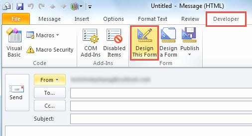 Outlook Meeting Invite Template Luxury 2 Ways to Create Appointment and Meeting Templates In