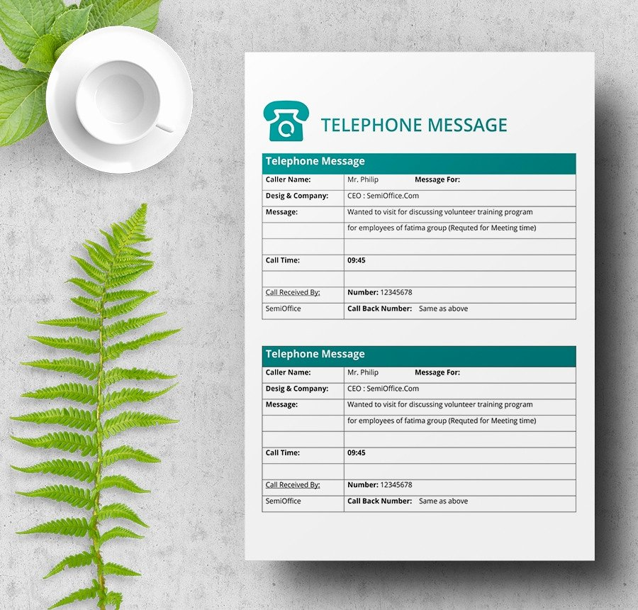 Outlook Phone Message Template Lovely 5 Free Message Samples Holiday Phone Wel E