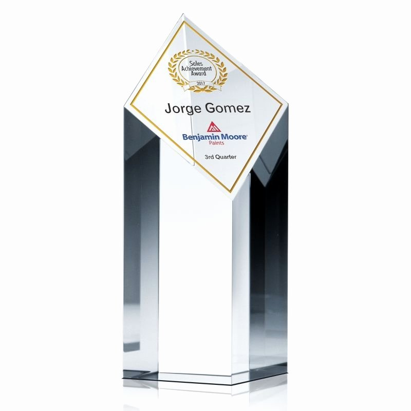 Outstanding Achievement Award Template Awesome Quarterly Sales Achievement Award 058 3