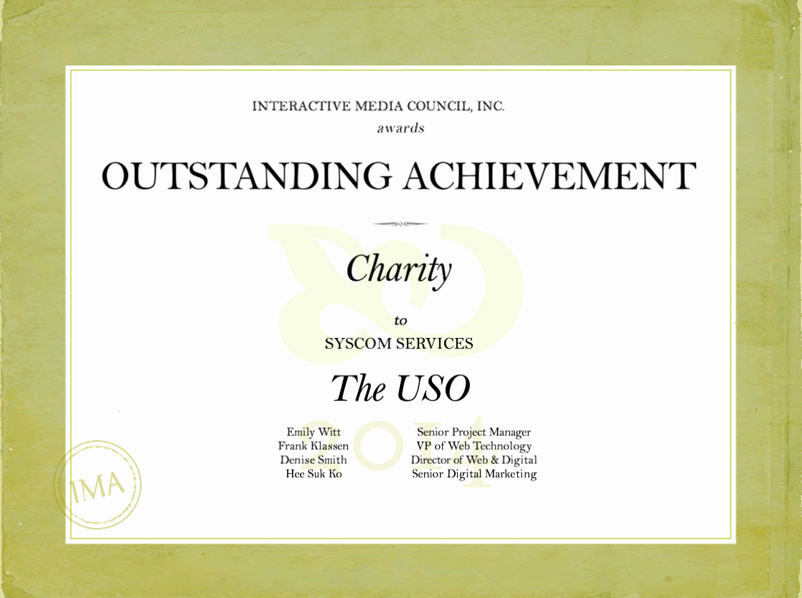 Outstanding Achievement Award Template Luxury Brightfind Wins Outstanding Achievement Award for the Uso