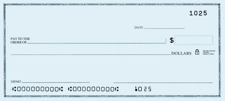 Oversized Check Template Free Awesome Template Of A Blank Check