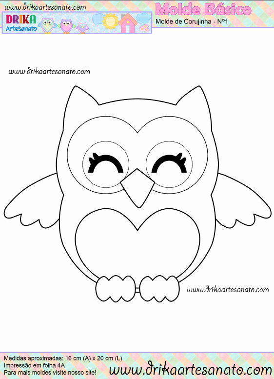 Owl Cut Out Template Elegant Owl Template Printable Just Cut these Out for the Kids to