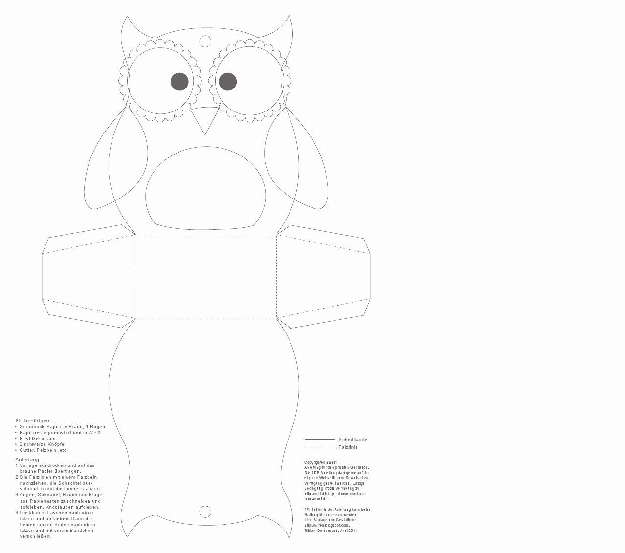 Owl Cut Out Template Luxury Paper Owl Teacher Gift Inspired by Family