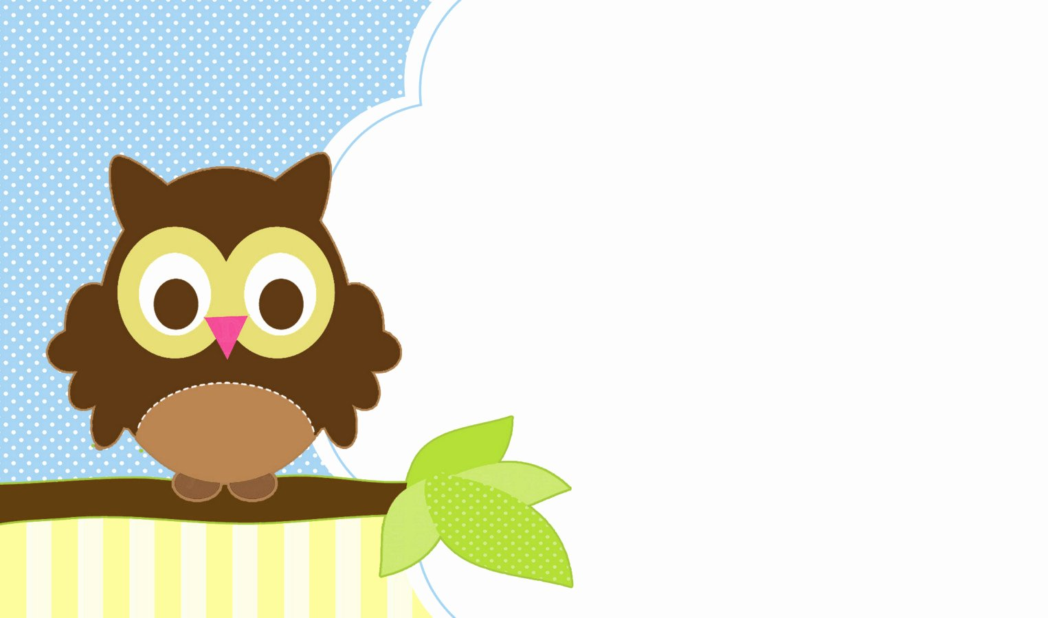 Owl Template for Baby Shower Fresh Free Owl themed Baby Shower Templates for Boy – Home Party