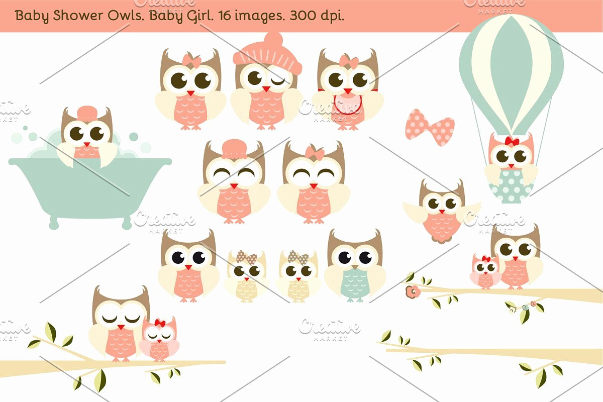 Owl Template for Baby Shower Inspirational 7 Printable Owl Baby Shower Invitation Templates Texty Cafe
