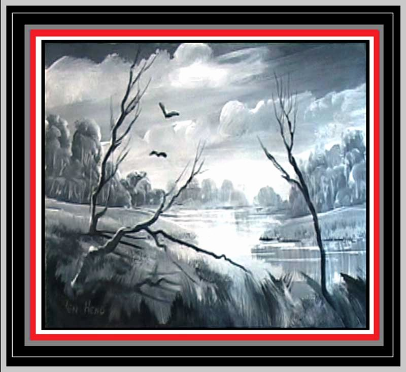 Paintings Black and White Inspirational Paint In Black and White – Painting Lessons