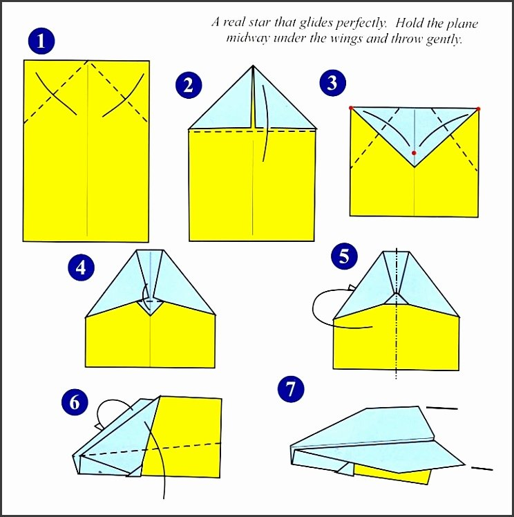 Paper Airplane Template Best Of 8 Paper Airplanes Templates Sampletemplatess