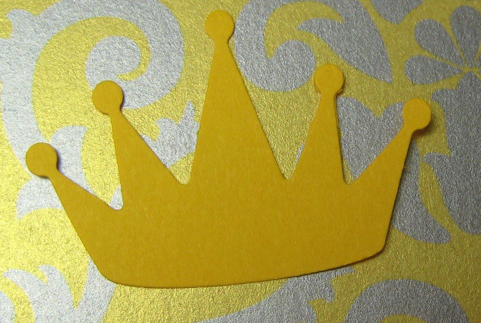 Paper Crown Cut Outs Best Of Paper Crown Cut Out