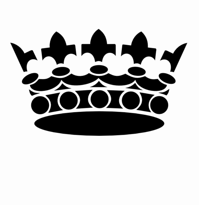 Paper Crown Cut Outs Inspirational 45 Free Paper Crown Templates Template Lab