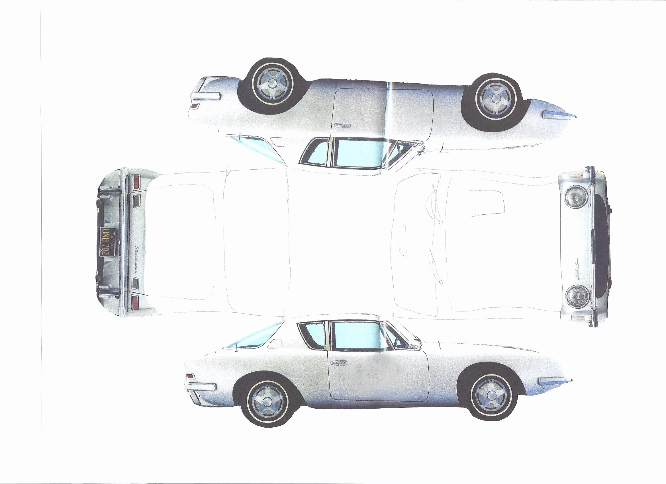 Paper Cut Out Cars Elegant Digital World and Image Studio Blog Blog Archive