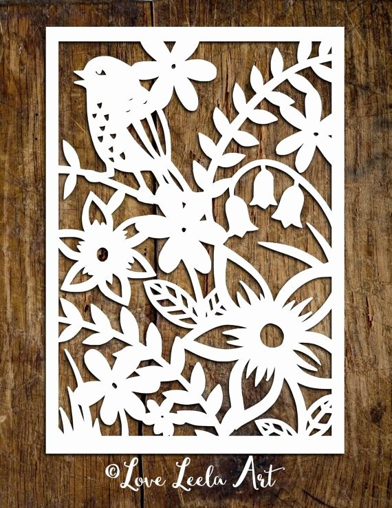 Paper Cutting Art Templates Best Of Pin On Paper Cutting
