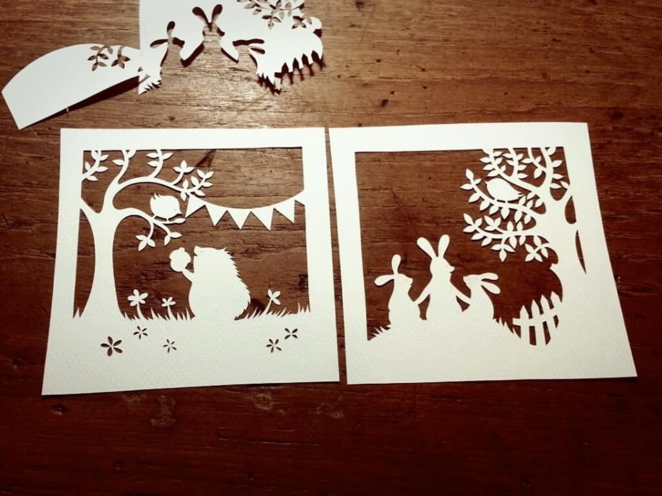 Paper Cutting Designs Template Beautiful Papercutting for Beginners