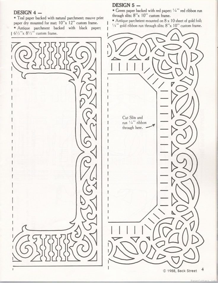 Paper Cutting Designs Template Unique Printable Papercutting Templates Bing