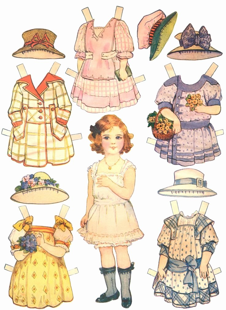 Paper Doll Cut Outs Awesome 99 Best Images About Cut Outs and Stand Up Dolls Paper