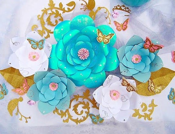 Paper Flower Pattern Printable Best Of Giant Paper Flower Patterns & Tutorials Diy Flower