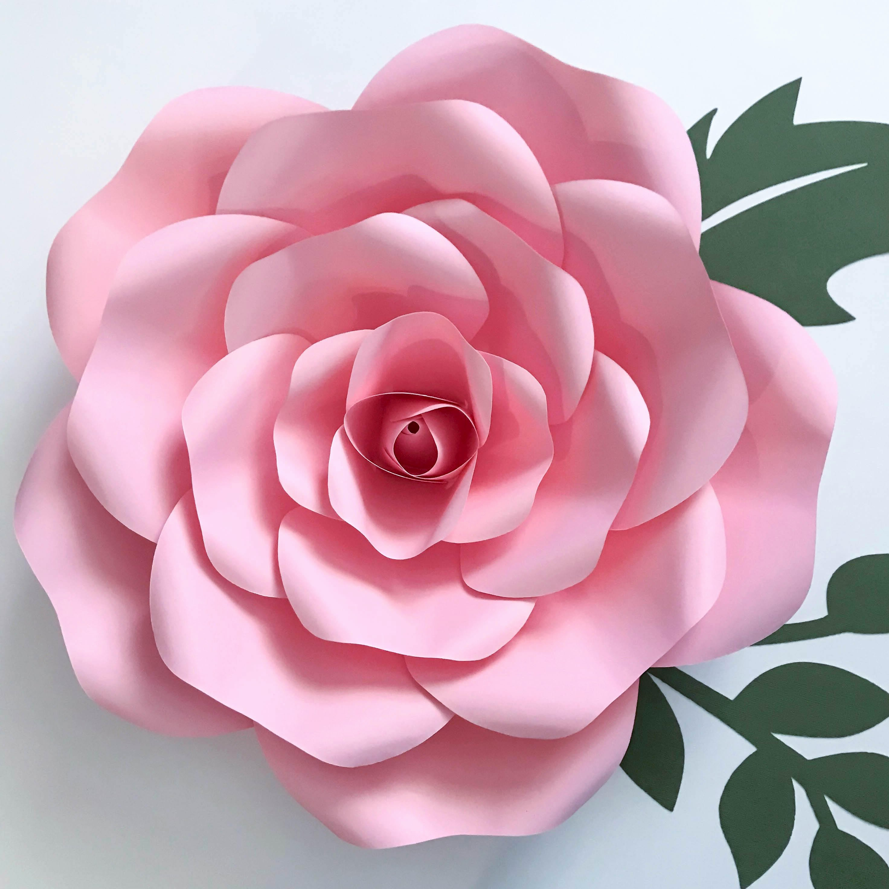 Paper Flower Petal Template Best Of Paper Flowers Paper Flowers Svg Petal 155 Template for